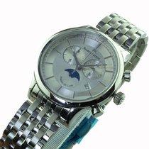 Maurice Lacroix Herren Uhr Chronograph Phases de Luna LC1148-S...