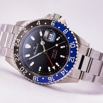 Marcello C. Tridente GMT Blue/Black Batman Automatic 1000m/3300ft