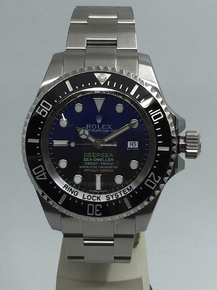 61430777c3f Prezzo degli orologi Rolex Sea-Dweller su Chrono24