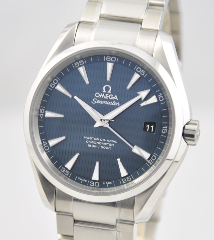 56acb5bd372 Omega Seamaster Aqua Terra - all prices for Omega Seamaster Aqua Terra  watches on Chrono24