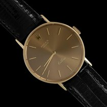 Rolex Cellini (Submodel) pre-owned 31mm Yellow gold