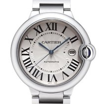 Cartier new Automatic 42mm Steel Sapphire crystal