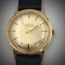 Zenith 35mm Automatik 1974 neu Gold (massiv)