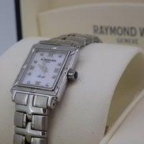 Raymond Weil Reloj de dama Parsifal Cuarzo usados Reloj con estuche y documentos originales