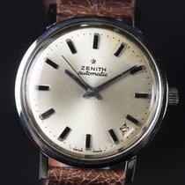 Zenith Stellina Acero 35,00mm Plata Sin cifras
