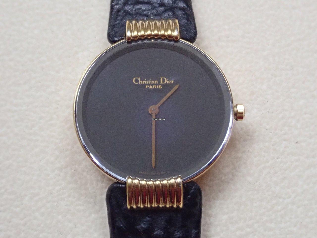 5e9e78e50e9 Montres Dior d occasion sur Chrono24