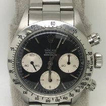 Rolex Daytona Steel 37mm No numerals