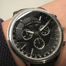 Maurice Lacroix Les Classiques Date tweedehands 40mm Staal