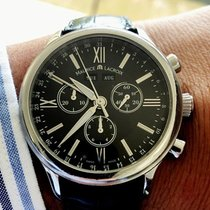 Maurice Lacroix Les Classiques Date Staal 40mm Zwart Romeins Nederland, Amsterdam