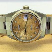 Rolex Datejust White gold No numerals