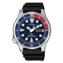 Citizen Steel 42mm Automatic NY0086-16LE new