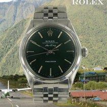 Rolex Oyster Perpetual 34 Aço 34mm Sem números