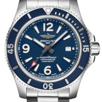 Breitling Superocean 44 A17367D81C1A1 2020 new