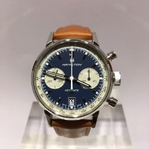 Hamilton Intra-Matic new 2019 Automatic Chronograph Watch with original box and original papers H38416541