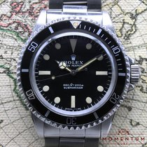 Rolex Submariner (No Date) Steel 40mm Black No numerals UAE, Dubai