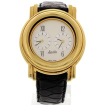 Jean d'Eve Or jaune 38mm Remontage automatique occasion