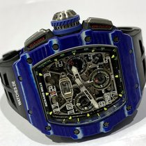 Richard Mille RM11-03 Carbon RM 011 50mm pre-owned