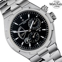 Vacheron Constantin Overseas Dual Time Steel 42mm Black United States of America, Florida, North Miami Beach