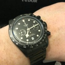 Tudor Steel 41mm Automatic 79360DK pre-owned Finland, Vantaa