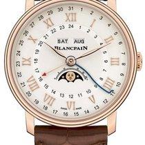 Blancpain Villeret Quantième Complet 6676 3642 55A 2020 new