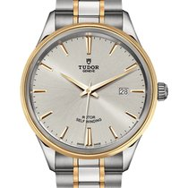 Tudor Gold/Steel 28mm 12103-0002 new