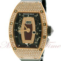 Richard Mille RM 037 Rose gold United States of America, New York, New York