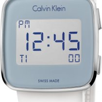 ck Calvin Klein Steel K5C21UM6 new