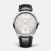 Jaeger-LeCoultre Master Ultra Thin Date Plata