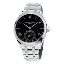 Frederique Constant Horological Smartwatch Steel 42mm Black