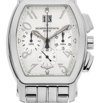 Vacheron Constantin Royal Eagle Steel 37mm Silver Arabic numerals United States of America, New York, Greenvale