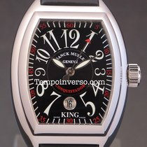 Franck Muller Steel Automatic 8005 SC KING pre-owned United Kingdom, London or Paris - Worldwide shipping