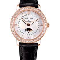 Blancpain Women Collection Moon Phase Complete Calendar