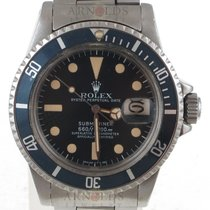 Rolex 1978 Submariner Date Black MK 3 Dial Beautiful Creamy...