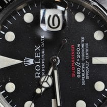 Rolex Red Submariner Date Vintage