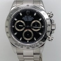 Rolex Daytona BLACK DIAL YEAR 2004 PERFECT CONDITION