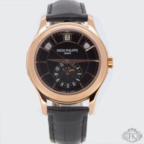 Patek Philippe Annual Calendar Complications | Rose Gold Black...