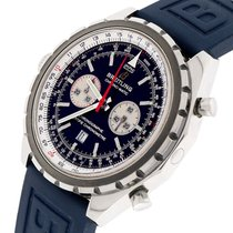 Breitling Chono-Matic 44MM Chronograph Automatic Steel Mens...