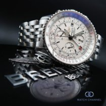 Breitling Navitimer World Steel 46mm White South Africa, Johannesburg
