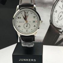 Junkers Steel 39mm Quartz 6334-1 new