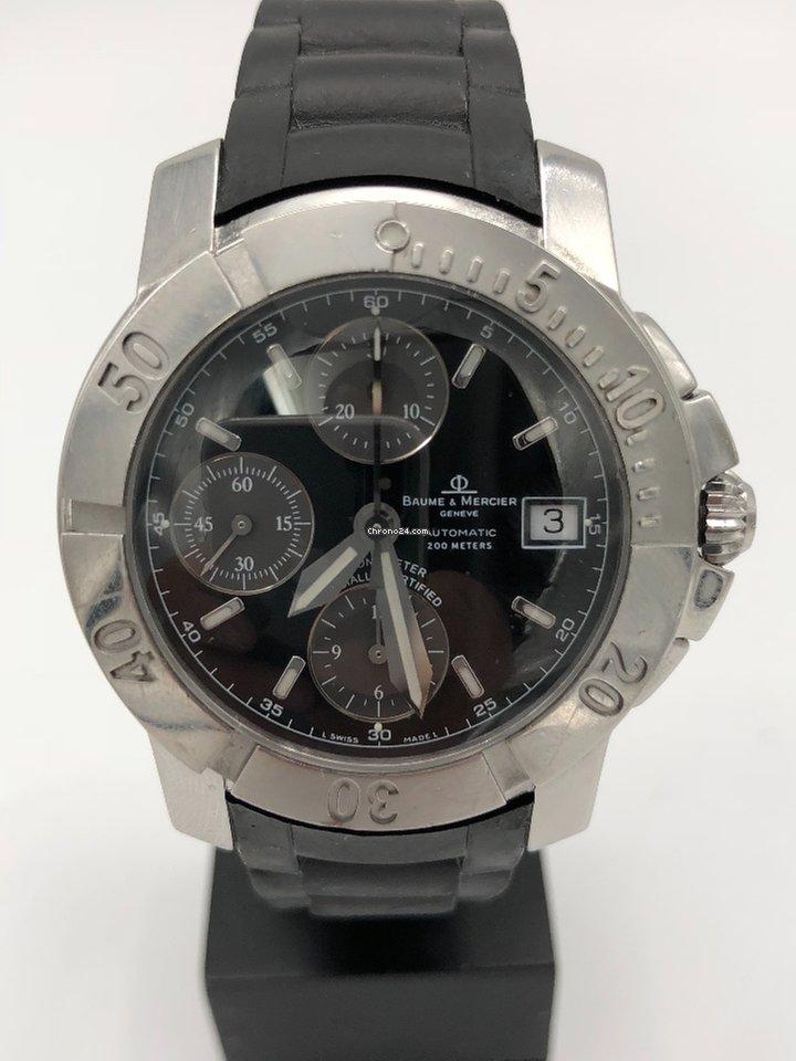 meilleur service c8c11 a3e55 Baume & Mercier Capeland chronographe