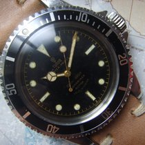 Tudor Rolex 1961 Rare Unpolished Cornino Gilt dial Submariner