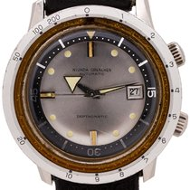 Nivada Steel 43mm Automatic pre-owned