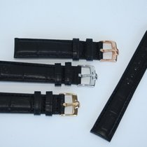 Omega 18mm Black strap for Speedmaster/Seamaster