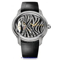 Audemars Piguet Millenary Ladies new Automatic Watch with original box and original papers 77249BC.ZZ.A102CR.01