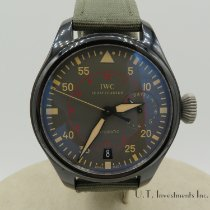 IWC Big Pilot Top Gun Miramar Ceramic 48mm Arabic numerals United States of America, Texas, Houston