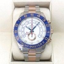Rolex Yacht-Master II occasion 44mm Or/Acier