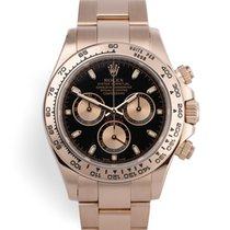 Rolex 116505 Roségoud 2014 Daytona 40mm tweedehands
