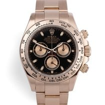 Rolex 116505 Rose gold 2014 Daytona 40mm pre-owned United Kingdom, London