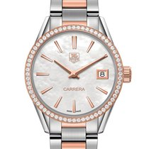 TAG Heuer Carrera Lady new 32mm Steel