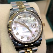 Rolex Stal 36mm Automatyczny 116233 nowość